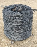 Barbed Wire 15 1/2 Gauge High Tensile