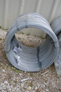 9 Gauge Bottom Wire
